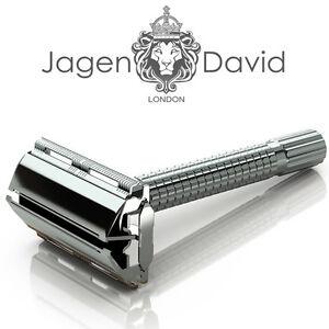 Jagen David ® - B30 Butterfly Double Edge Razor Safety Razor All razor blades
