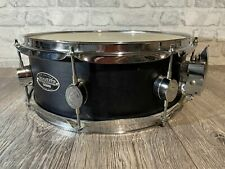 """More details for pdp pacific fs 14"""" x 5.5"""" wooden shelled 8 lug snare drum / hardware #sn997"""