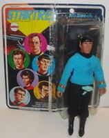 VINTAGE STAR TREK Mr. SPOCK DOLL ACTION FIGURE Item No. 51200/2 1974 Paramount