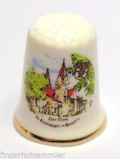 Fingerhut Thimble - Der Dom zu Eichstätt in Bayern