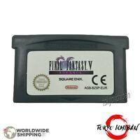 Jeu Final Fantasy 5 - V Nintendo Game boy Advance GBA SP / DS Lite / PAL EUR