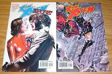 X-Treme X-Men: Xpose #1-2 VF/NM complete series - storm/gambit/rogue - claremont