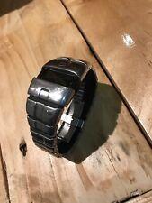 Mens Retro Vintage Nike Silver Bracelet Watch