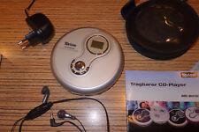 CD Player Tevion MD 80157 + Remote Ohrhörer (184)