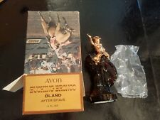Full Bottle Avon Bucking Bronco Oland Fragrance After With Box