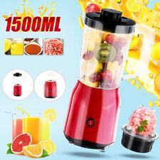 1500ML Nutrients Food Blender Smoothie Maker Fruit Juicer Coffee Mixer Grinder