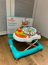 Babylo Twist About Baby Walker with 3 height positions 120° Swivel Seat