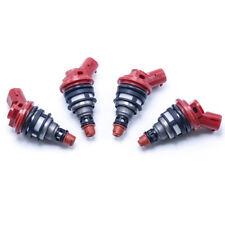 4X For 10-12 Subaru Impreza Forester WRX STI 2.5 E85 1000cc Turbo fuel injector