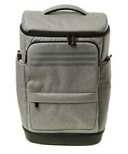 Adidas KR OPS HTR Backpack Bags Sports Gray Casual School Travel Bag DW4285