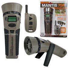 Western Rivers Mantis 75R Electronic Game Call Caller Handheld Compact Remote