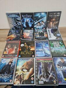 Sci-fi Action Thriller DVD Bundle x16 Classic Movie Job Lot Aliens Disaster