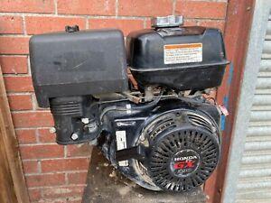 """Honda GX390 UT2 Engine GENUINE Honda Runs Well! 1"""" Keyed Shaft 13 hp"""