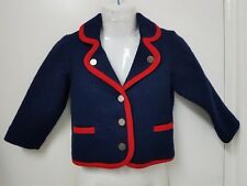 ORIGINAL WALKLODEN GIRLS STUNNING CARDIGAN AUSTRIA size: age 4
