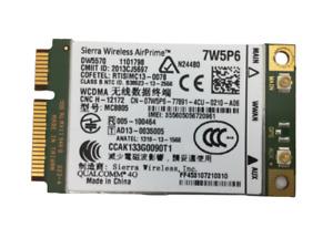 Sierra Wireless AirPrime 7W5P6 DW5570 4G WWAN Mobile Broadband Card