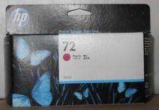 Original HP 72 Tinte  C9372A magenta  Designjet  T610 T620 T770 T1100  2013 OVP