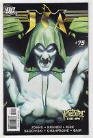 JSA #75 (Sep 2005 DC) Black Adam [Day of Vengeance] Johns Kramer Kirk Ross D