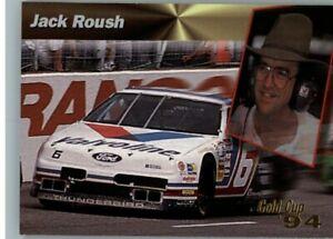 1994 Pro Set Power Racing - NASCAR  #112 Jack Roush