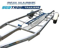 Seatrail 5.5M C-Channel Skid Boat Trailer (6.30m Long Overall)