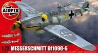 Airfix Messerschmitt BF109 G-6 Airplane Model Kit, 1/72 Scale 5014429020292