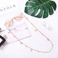 Fashion Eye Glasses Chain Sunglasses Spectacles Eyewear Aolly Strap Holder Cord