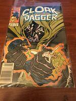 Cloak and Dagger #10 (Jan 1987, Marvel)