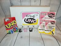 Compatible Dirty Uno, Drinking Card Game, Adult Uno