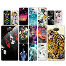 Clear Case For Sony Xperia 10 Plus Soft TPU XA3 Untra Silicone Back Cover Views