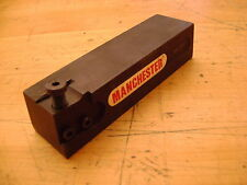 "Manchester 206-143 Replaceable Grooving Blade Tool Block 1-1/4"" x 1-1/2"""