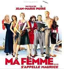 DOSSIER PRESSE CINEMA 2002 FEMME S'APPELLE MAURICE JM Poiré Laspalès Chevalier