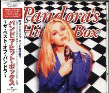 Pandora - Pandora's Box - Japan CD - NEW - 16Tracks