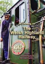 A Journey on the Welsh Highland Railway *DVD
