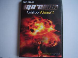 UPRISING - OLDSKOOL VOL. 11 - 4 CD PACK