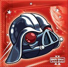 Angry Birds Star Wars 20 Servilletas Almuerzo Fiesta Cumplea��os Infantil Disney