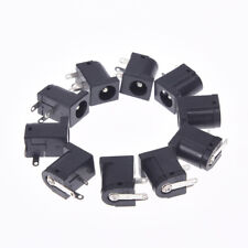 10pcs dc power jack socket connector dc-005 5.5*2.1mm socket round the needle RD