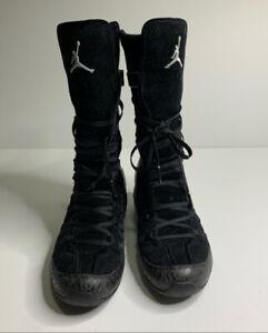 Jordan Womens 8 Black Jazzy Belle Boots