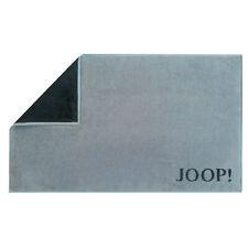 Joop Badematte Classic Doubleface 1600 Schwarz-anthrazit 50 X 80 Cm