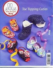 KWIK SEW SEWING PATTERN 113 BABY SZ S-XL SHOES, SLIPPERS, BOOTIES, SANDALS BOOTS