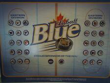 Labatt Blue 2002 Cup Crazy NHL Hockey Beer Bottle Caps Set of 32