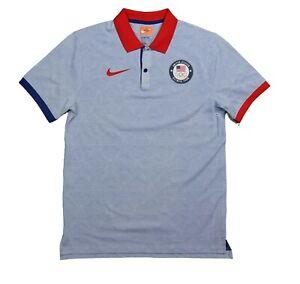 Nike USA Olympic Team Polo Shirt Slim Fit Medium