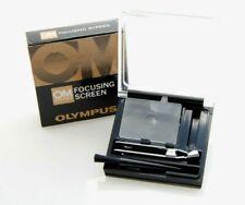OLYMPUS OM Focusing Screen No8 for OM-1n, OM-2, OM-3, OM-4
