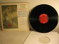New listing The Dave Brubeck Quartet –Time Further Out-1961 Columbia 6 eye-CL1690 mono 1A/1A