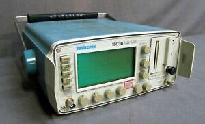 Tektronix 1503B Metallic TDR Cable Tester Time Domain Reflectometer