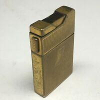 vintage automatic petrol pocket lighter elgin american beautie magic action USA