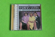 the Andrew sisters ' 50th Anniversary coolection ' volume 1