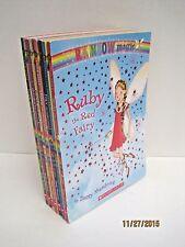 Rainbow Magic Books by Daisy Meadows, Lot of 7