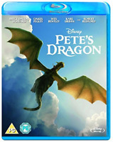 Petes Dragon Bluray Retail DVD NEUF
