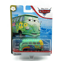 Disney Pixar Cars Fillmore Die Cast Toy Rare New Unopened Free Shipping