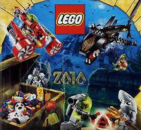Prospekt Katalog Lego 2010 Spielzeugkatalog Spielzeug Broschüre brochure catalog