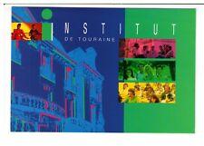 Postcard: Institut de Touraine, France