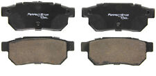 Rr Semi Metallic Brake Pads PS340AM Perfect Stop